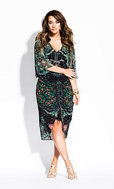 Women's Plus Size Santorini Dress