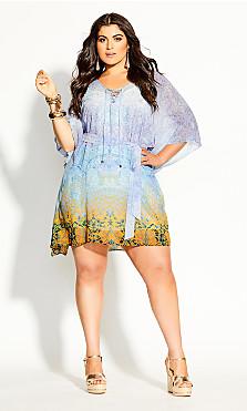 Shanika Tunic - sky