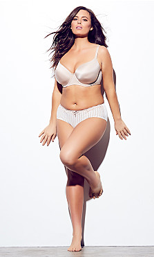 Women's Plus Size Smooth & Chic T-Shirt Bra