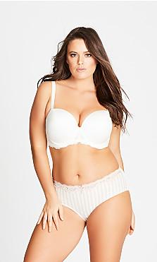Women's Plus Size Smooth & Chic Multiway Contour Bra