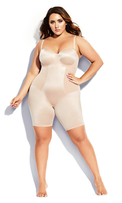 Smooth & Chic Bodyshaper - latte