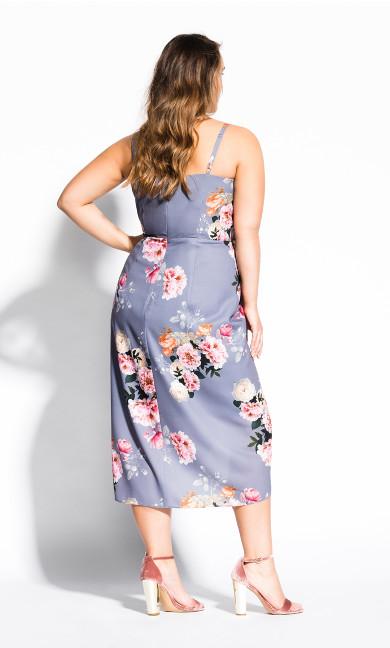 Florence Dress - mauve