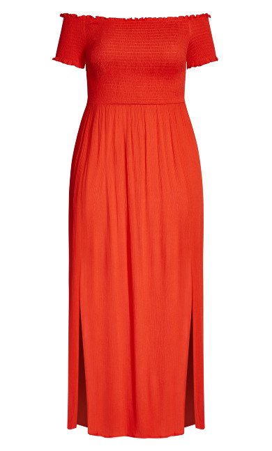 Summer Passion Maxi Dress - tigerlily