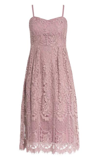 Sweety Darling Dress - rose