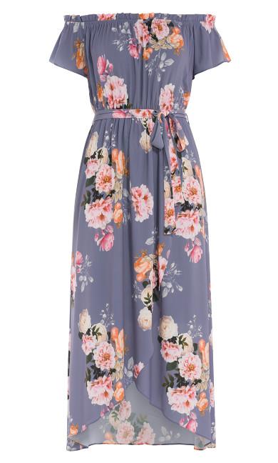 Florence Maxi Dress - mauve