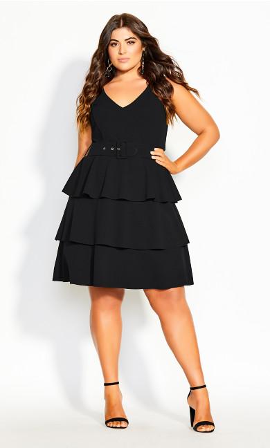 Dress Sweet Essence - black