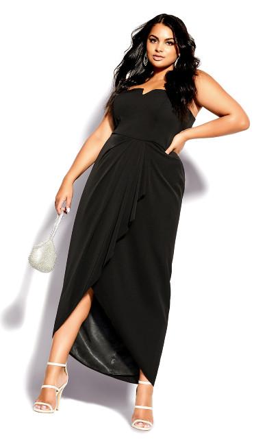 Beloved Dress - black