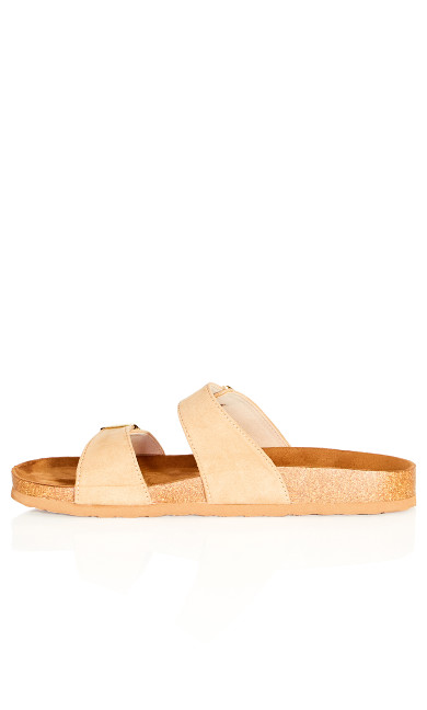 Nelly Sandal - tan