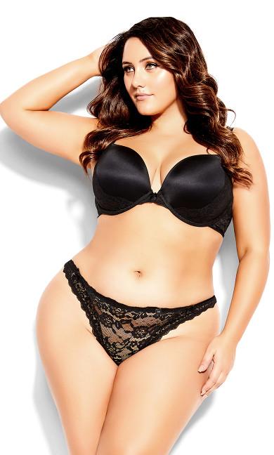 Kayla Thong - black