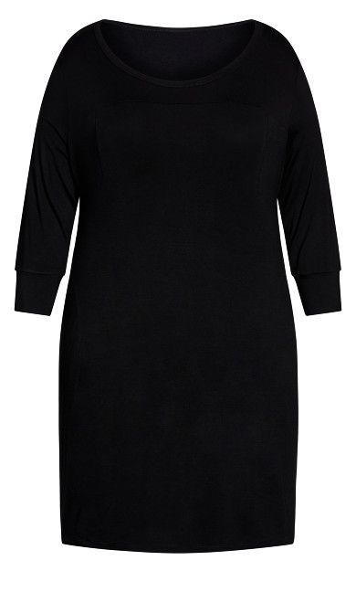Wellesley Dress - black