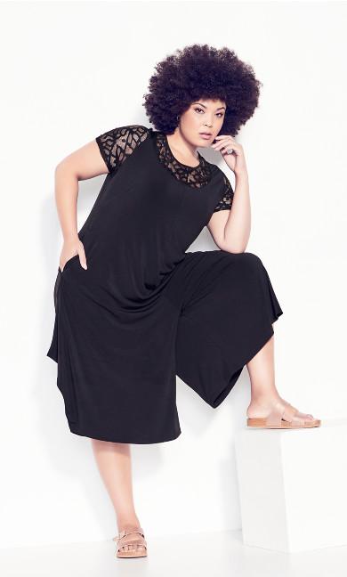 Jemma Jumpsuit - black