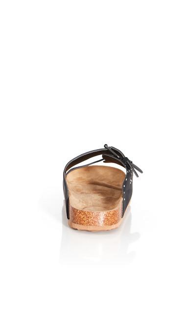 Sienna Bling Sandal - black