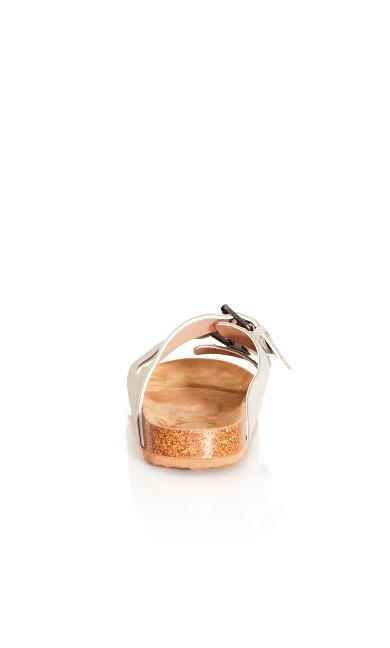 Sienna Bling Sandal - taupe