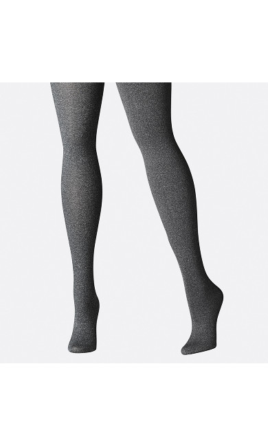 Basic Fashion Tights - grey