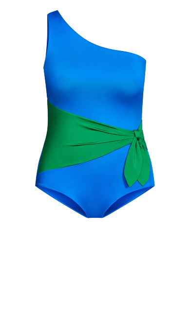 Capri 1 Piece - blue