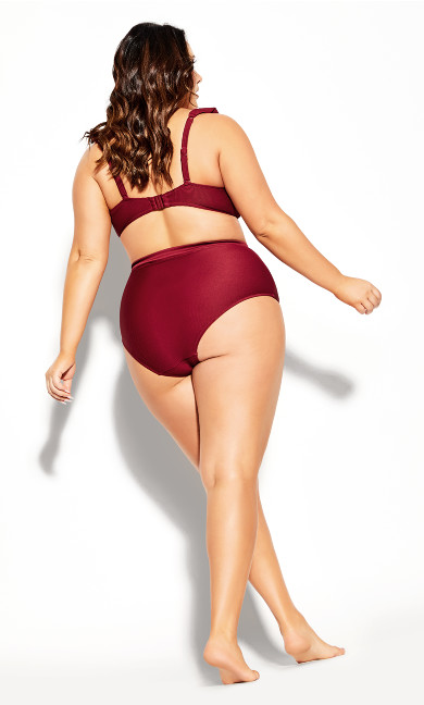 Cavallo Bikini Brief - red