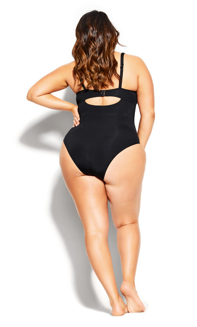 Ithaca Underwire 1 Piece - black