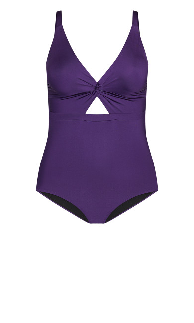 Majorca 1 Piece - violet