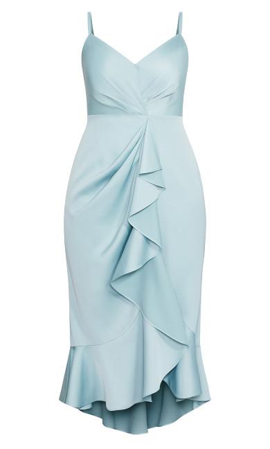 Passion Maxi Dress - seafoam