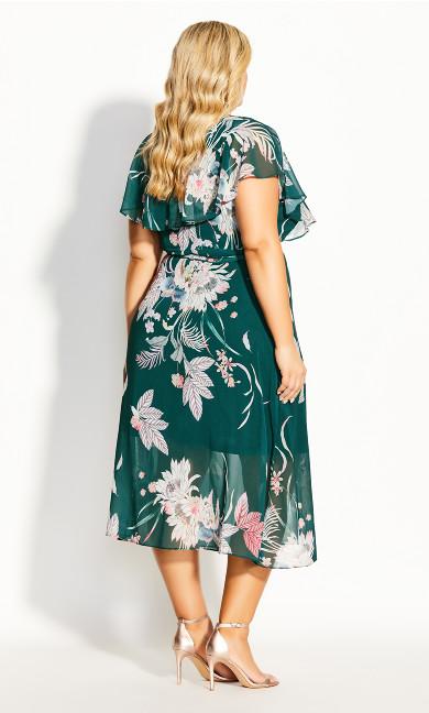 Amazon Lily Dress - sage