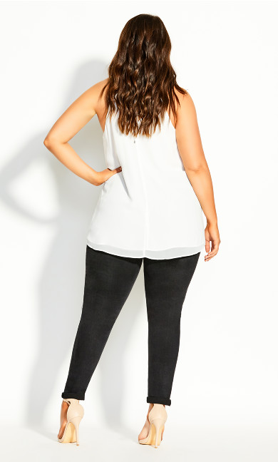 Sweet Passion Top - ivory