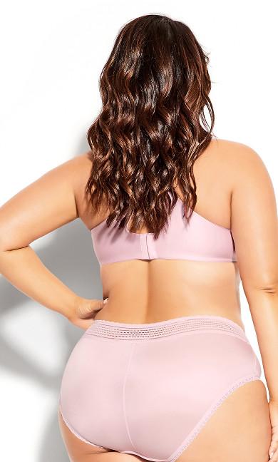 Bodycon Contour Bra - pink