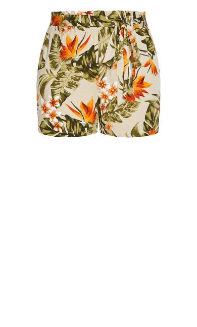 Maui Tie Short - sand