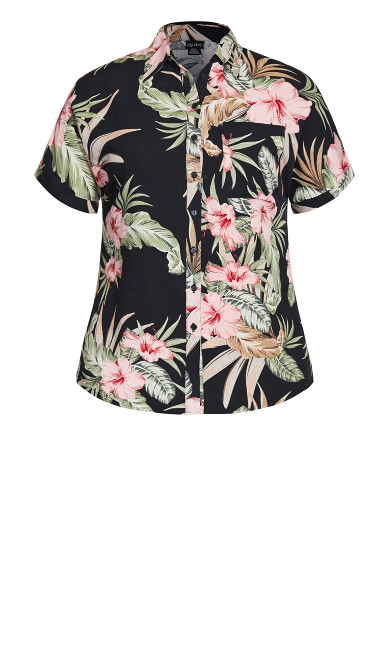 Molokini Shirt - black