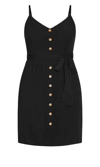 Date Day Dress - black