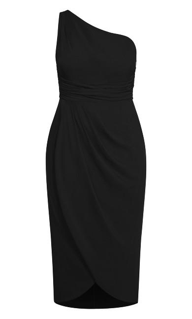 True Love Dress - black