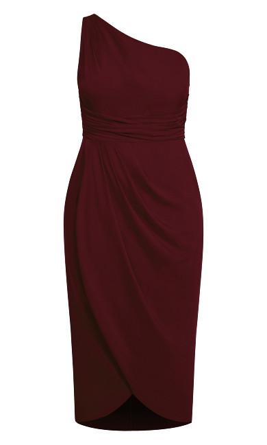 True Love Dress - imperial