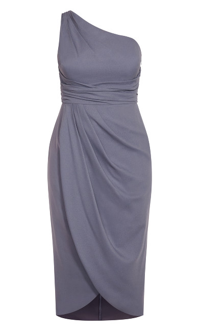 True Love Dress - platinum