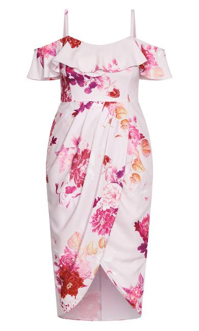 Sakura Love Dress - dusk