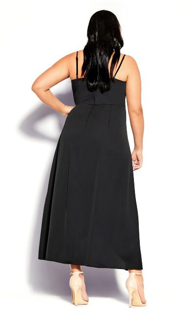 Simplicity Dress - black