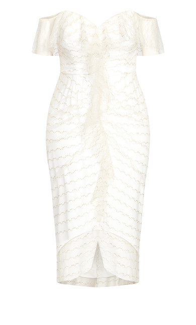 Jewel Dream Dress - ivory