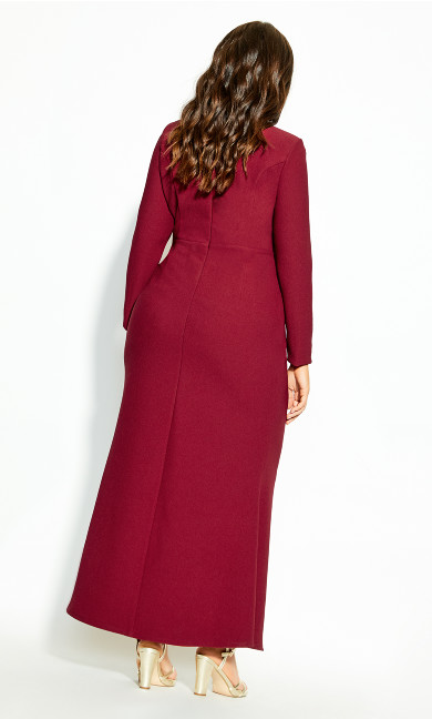 One Dream Maxi Dress - red
