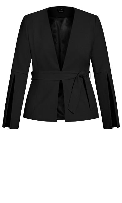Magnetic Jacket - black
