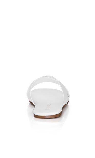 Aditi Slide - white