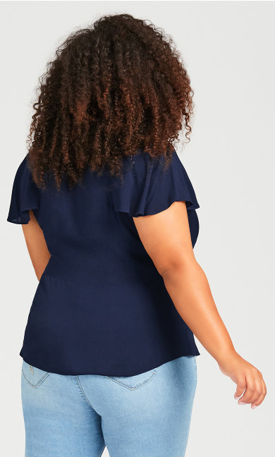 Kata Top - navy