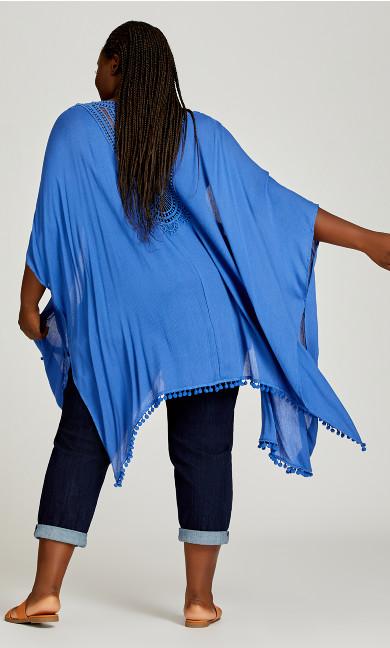 Bilbao Kimono - blue