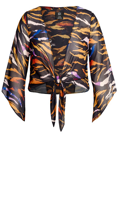 Amara Shirt - black