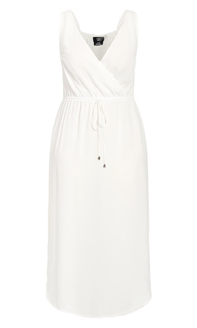 Sunlover Maxi Dress - white