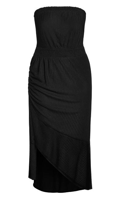 Sunkissed Dress - black