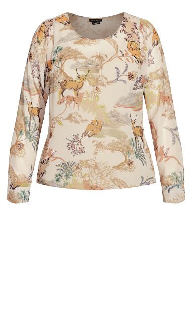 Woodlands Shirt - buff