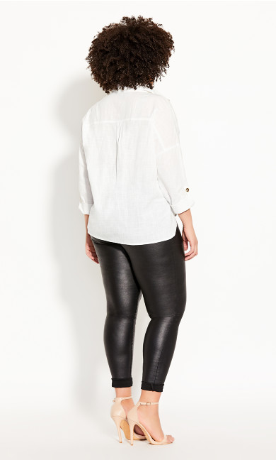 Urban Explorer Top - ivory