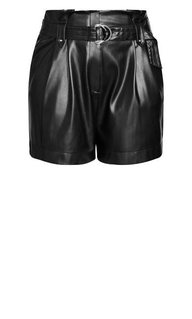 Beware Shorts - black