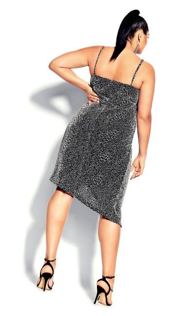 Madam Chelsea Dress - silver