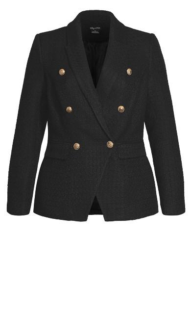 Royale Jacket - black
