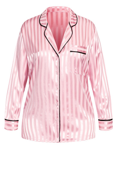 Sophia Sleep Shirt - blush