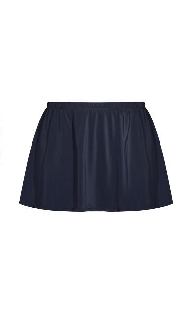 Basic Swim Skirt - navy
